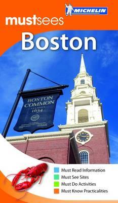 Boston Must Sees Guide