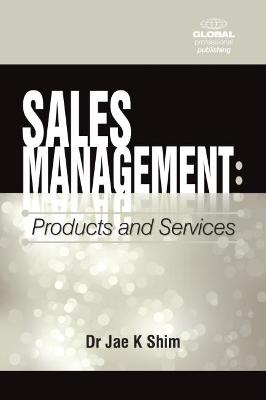 Sales Management: Products and Services