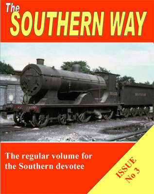 The Southern Way: Issue No. 3