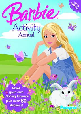 Barbie Spring Activity Annual 2009: Barbie Spring Activity Book Spring 2009