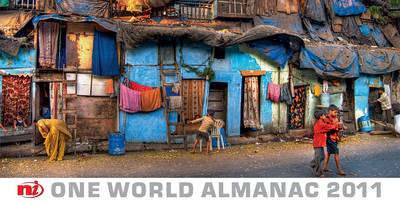 One World Almanac 2011