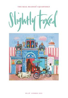 Slightly Foxed: A Nightmare on Wheels