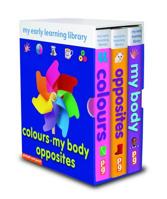 New Concepts Boxed Set: Colours/opposites/my Body