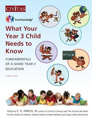 What Your Year 3 Child Needs to Know: Fundamentals of a Good Year 3 Education