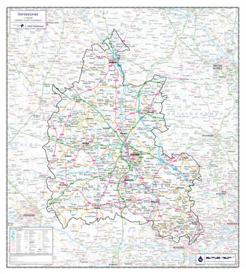 Oxfordshire County Planning Map