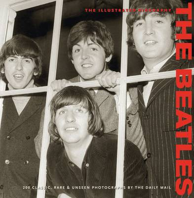 """""""Beatles"""" Illustrated Biography"""