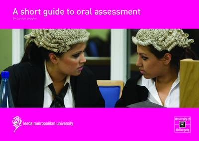 A Short Guide to Oral Assessment