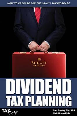 Dividend Tax Planning: How to Prepare for the 2016/17 Tax Increase