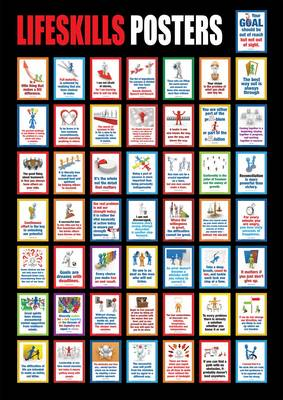 50 Great Lifes Skills Posters CD: Print Your Own Posters