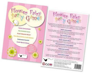 Flower Fairy Party Games