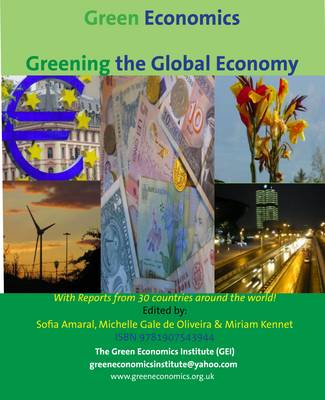 Greening the Global Economy: Reform and Transformation