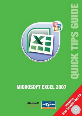 Microsoft Excel 2007 Quick Tips Guide