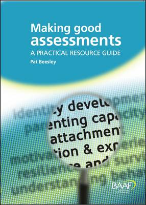 Making Good Assessments: A Practical Resource Guide: 2010