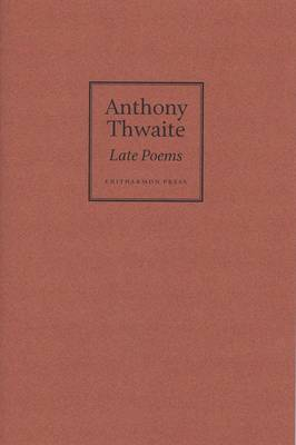 Late Poems
