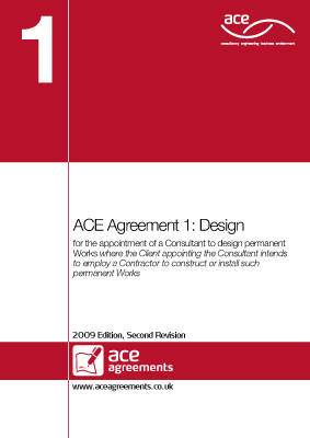 ACE Agreement 1 - Design: 2009