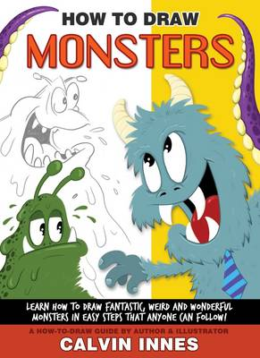 How to Draw Monsters with Calvin Innes