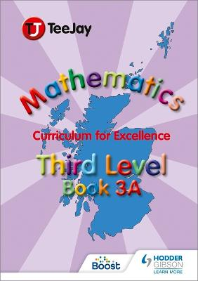 TeeJay CfE Maths: Textbook 3a