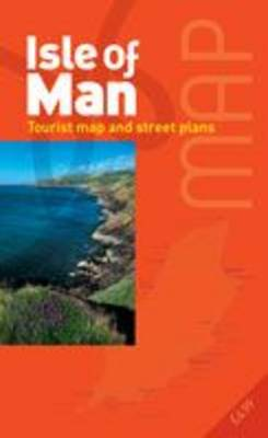Isle of Man Tourist Map and Street Plans