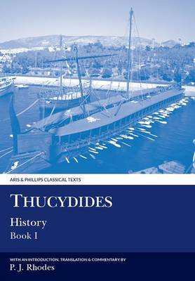 Thucydides History: Book 1