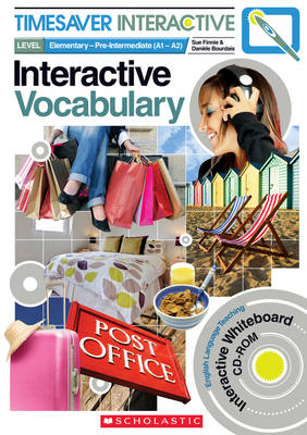Interactive Vocabulary - Elementary to Pre-Intermediate (A1-A2) - Book and Interactive Whiteboard CD-ROM