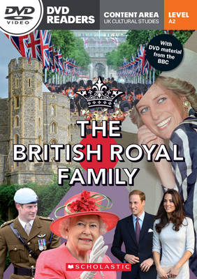 The British Royal Family - Reader with DVD - Level A2 ( 1,000 headwords ) - Cultural Studies