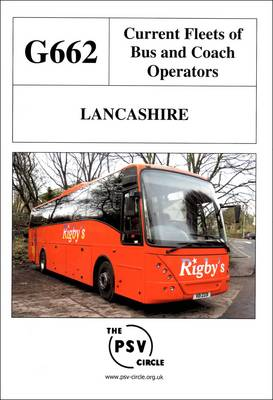Current Fleets of Bus and Coach Operators - Lancashire: G662