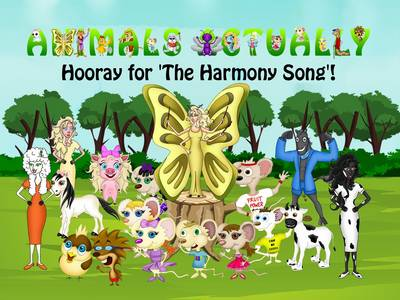 Hooray for 'The Harmony Song'!: BOOK H
