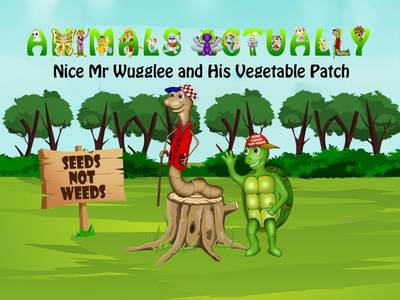 Nice Mr. Wugglee and His Vegetable Patch: BOOK N
