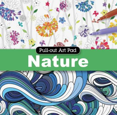 Pull Out Art Pad: Nature