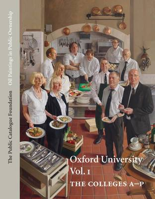 Oil Paintings in the University of Oxford: The Colleges A. P.