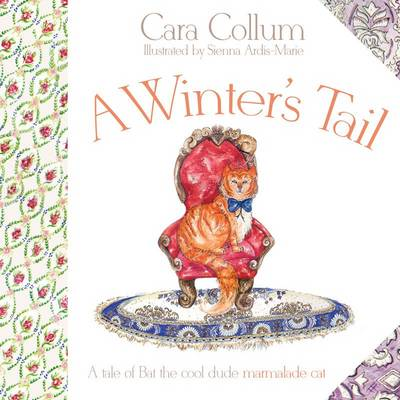 A Winter's Tail: The Tale of Bat the Cool Dude Marmalade Cat
