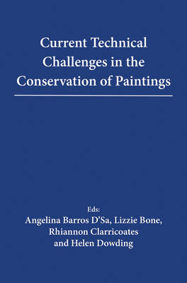 Current Technical Challenges in the Conservation of Paintings