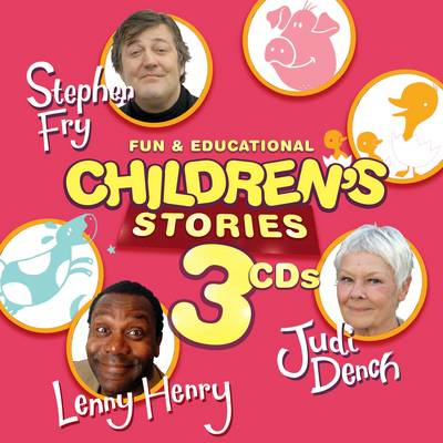 Children's CD Box Set: Fun and Educational