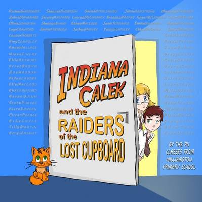 Indiana Calek and the Raiders of the Lost Cupboard