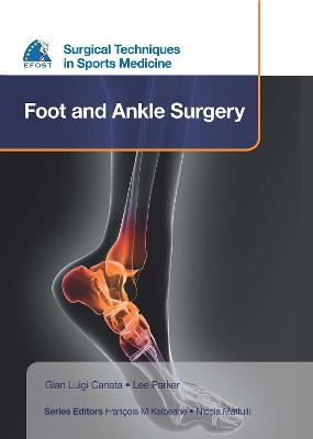 EFOST Surgical Techniques in Sports Medicine - Foot and Ankle Surgery