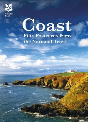 Coast Postcard Box: 50 Postcards from the National Trust