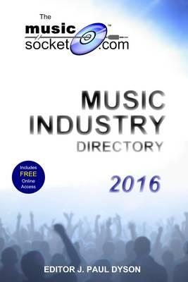 The MusicSocket.com Music Industry Directory 2016