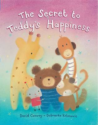 The Secret to Teddy's Happiness