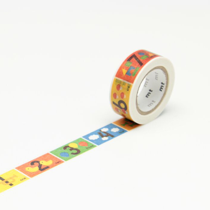 Number MT Tape