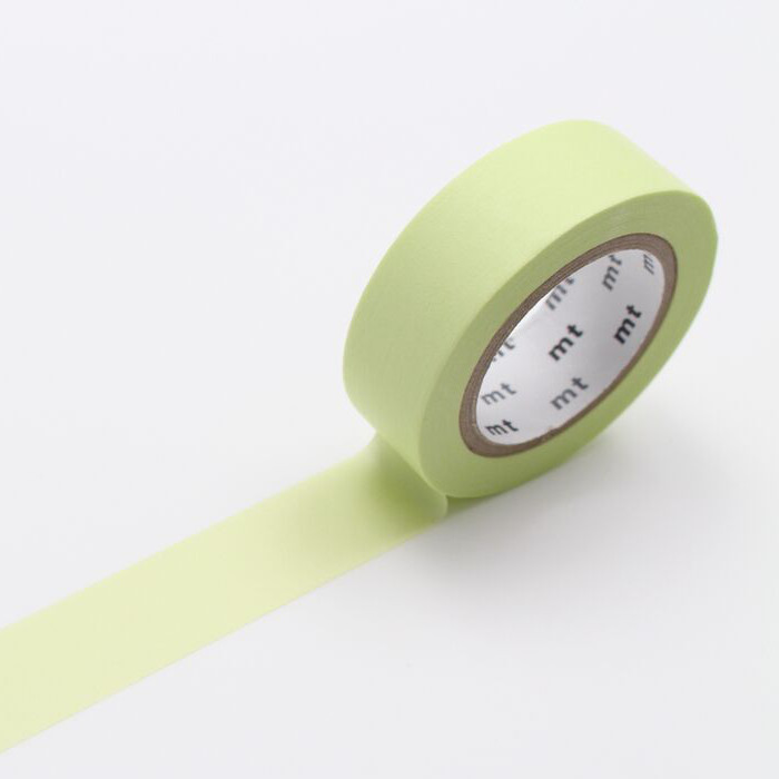 Pastel Lime Mt Tape