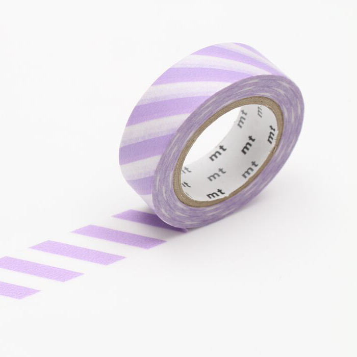 Stripe Lilac 2 MT Tape