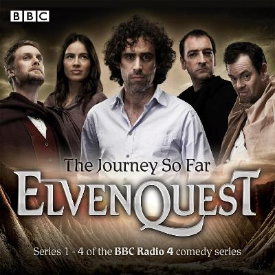 Elvenquest: The Journey So Far: Series 1,2,3 and 4