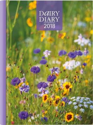 Dairy Diary 2018: A5 Week-to-View Diary with Recipes, Pocket and Stickers: 2018