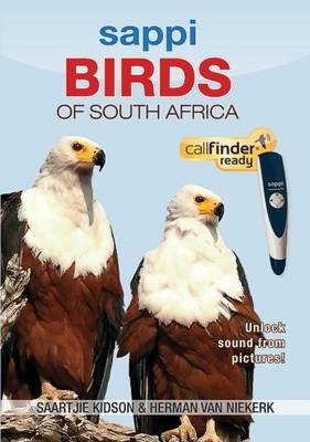 Sappi birds of South Africa: Callfinder ready (no Callfinder included)