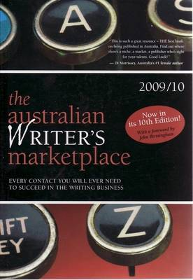 Australian Writer's Marketplace 2009/10: 2009/10