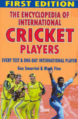 The Encyclopedia of International Cricketers