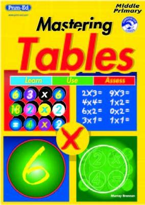 Mastering Tables: Learn, Use, Assess