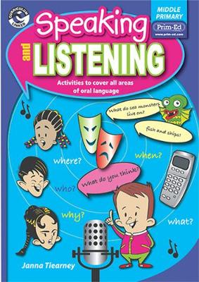 Speaking and Listening: Middle Primary