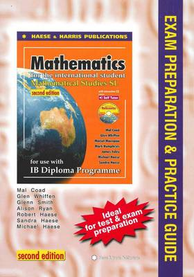 Mathematics for the International Student : Mathematical Studies: Exam Preparation and Practice Guide