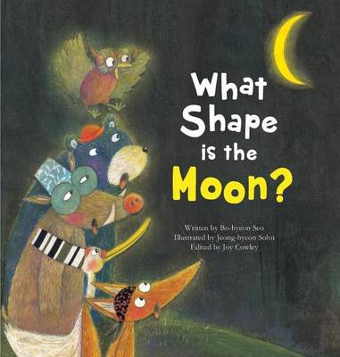 What Shape is the Moon?: Moon
